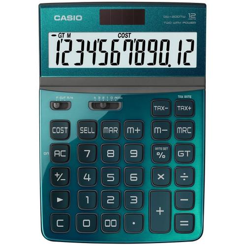 Casio Desktop Calculator DW-200TW