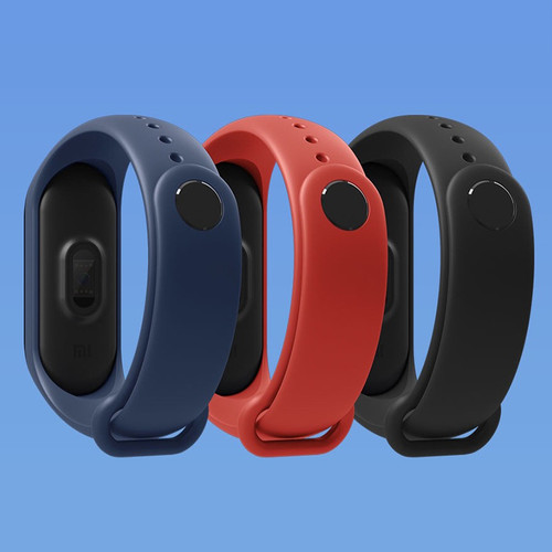 In Stocks Global Version Xiaomi Mi Band 3 Smart Wristband Fitness Bracelet MiBand Big Touch Screen OLED Message Heart Rate Time
