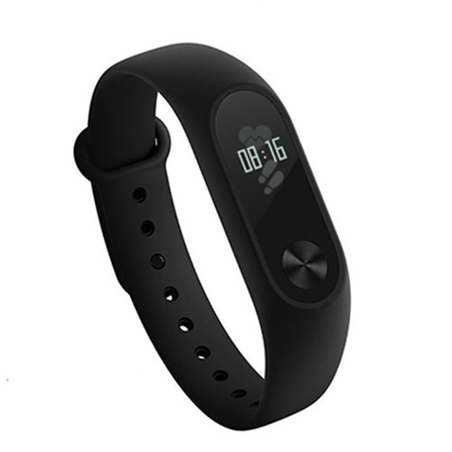 Xiaomi Mi Band 2 Smart Wristband OLED Display Sleep Monitor Heart Rate Track Touchpad Heart Rate Monitor Bluetooth 4.0 miband 2