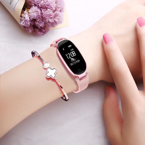 TREZER S3 Smart Wristband Girl Women Fitness Bracelet Heart Rate Monitor Lady Female Fitness Tracker Wristband for Android IOS