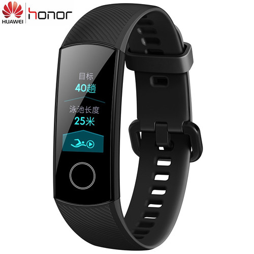 In Stock Original Huawei Honor Band 4 Smart Bracelet 50m Waterproof Color ouch screen Heart Rate Sleep Snap Smart Wristband