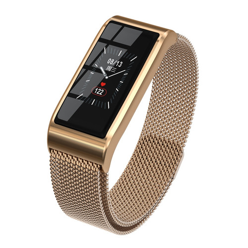 New Smart Wristband P45 Waterproof Bluetooth Smart Fitness Tracker Heart Rate Monitor Colorful Touch Screen Smart Sport Bracelet