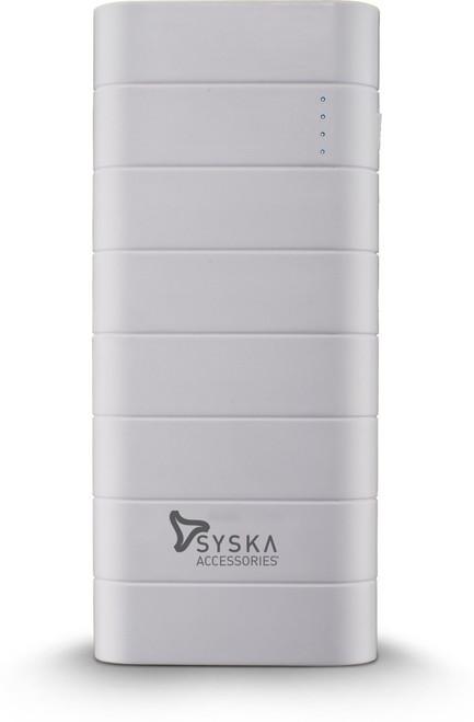 Syska Dual USB Power Bank 10000 mAh
