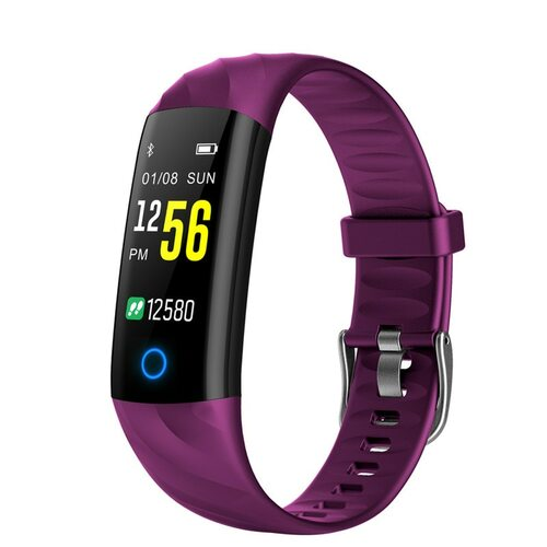 S5 Smart Bracelet Heart Rate Blood Pressure Monitor Fitness Wristband Waterproof Activity Tracker For IOS Android PK Mi band 2 3