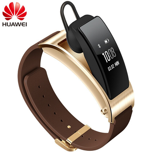 "Original Huawei TalkBand B3 Talk Band Dial Answer Calls Bluetooth Smart Bracelet 0.7"" OLED Screen Wearable Sports Wristbands"