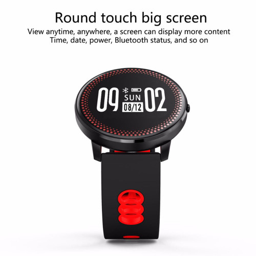 F28 Smart Watch Bracelet Heart Rate Blood Pressure Sport Fitness Tracker Smart Wristband for Huawei Nova 2 Plus Ascend P10 Plus