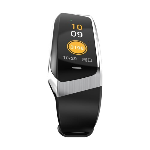 EXRIZU E18 Sport Smart Wristband Band Color Screen IP67 Waterproof Blood Pressure Oxygen Heart Rate Monitor Fitness Bracelet