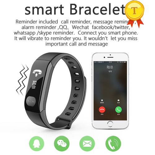 high quality ip67 Waterproof Sports Smart Band  Smart Wristband Bracelet Fitness Tracker ECG monitor smartwatch for ios android
