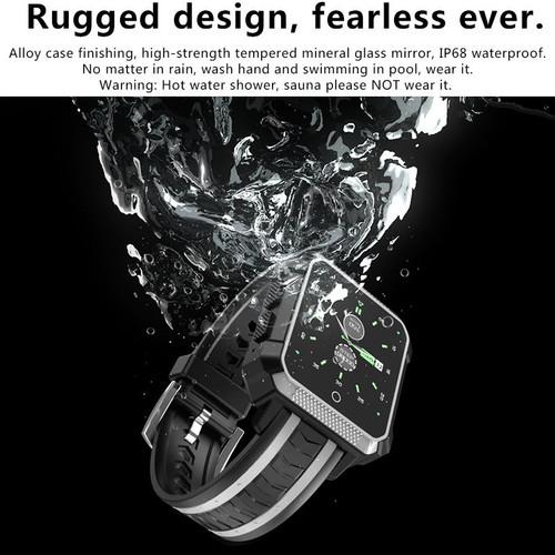 H7 Smart Watch Waterproof Men Smart Watch Android 4G Bluetooth Sport Smartwatch Android Waterproof Mtk6737 Camera Outdoor Watch