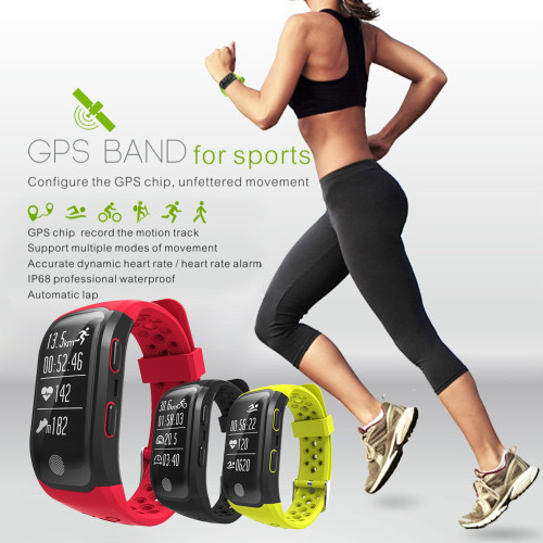 ADORARE S908 GPS Smart Watch Men Women Waterproof Sport Mode Heart Rate Sleep Monitor Wristband relogio Watches For Android iOS