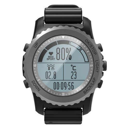 GPS Smart Sport Watch Running Compass Swimming Smart Watch Men Women Smartwatch Outdoor Thermometer relogio Smart Watch mujer