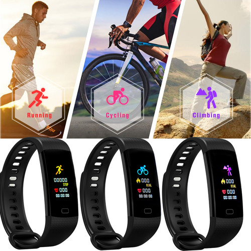BANGWEINew Women Men Smart Watch Waterproof Sport Digital Watch Blutooth Blood Pressure Heart Rate Sleep Monitor For Android iOS