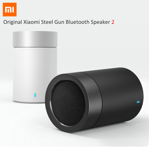 2018 Original Xiaomi Mi Bluetooth 4.1 Speaker 2 Wireless Audio Speakers Support Hands-free Calls HiFi Hands Free Speakerphone
