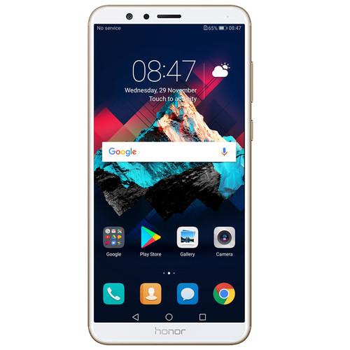 "Global ROM Huawei Honor 7X 5.93"" Full View Screen 2160*1080P OTA update  mobile phone Octa Core 2.4GHz Dual Rear Camera 16MP P"