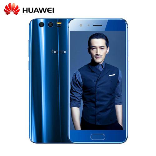Huawei Honor 9 6GB RAM 64GB ROM Smartphone Kirin 960 Octa Core 5.15 ''Dual SIM Android 7.0 Dual Back Camera Infrared Remote