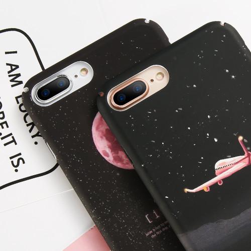 KISSCASE Cute Couples Case For Samsung Galaxy A8 A7 A9 A6 2018 Case Love Heart Planet Case For Samsung S9 S8 plus J4 J8 J6 Cover