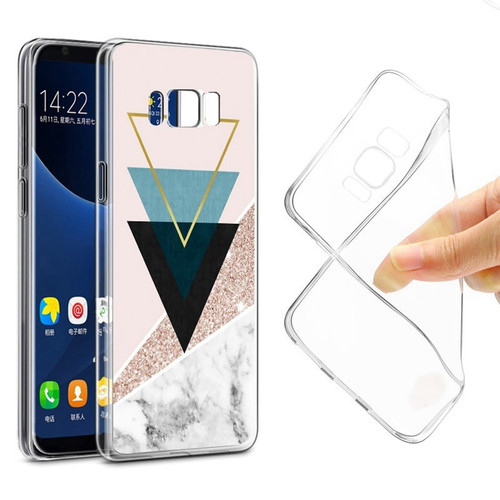 KISSCASE Luxury Geometric Marble Case For iPhone 7 6 6s 5 5s SE Cover Soft Silicone Case For iPhone X 6 S 7 8 Plus 5 5s SE Coque