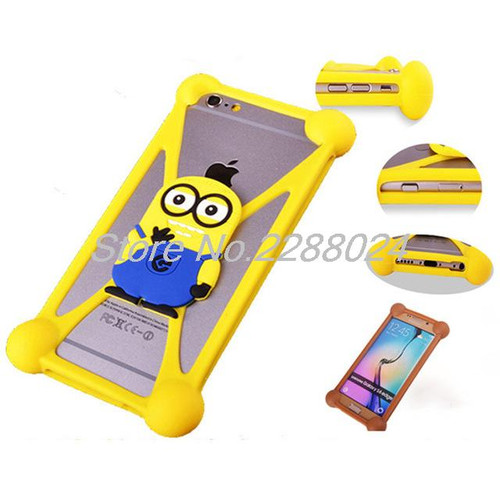 Cartoon phone case  Spongebob hello kitty Soft Silicon Cases Cover for Allview V2 Viper i4G X1 Xtreme A5 Quad P6 Energy E4 Lite