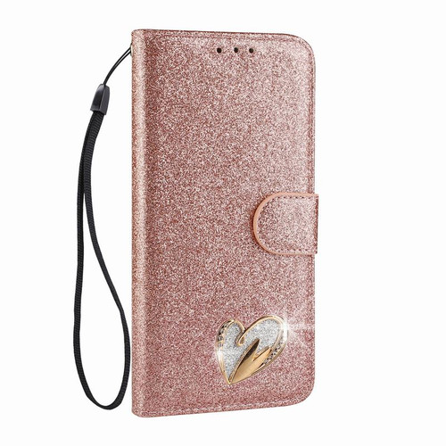 Flip Case For Samsung Galaxy A5 2017 A520F Case Bling Glitter Leather Phone Cover For Samsung Galaxy A5 2017 A520 SM-A520F Case