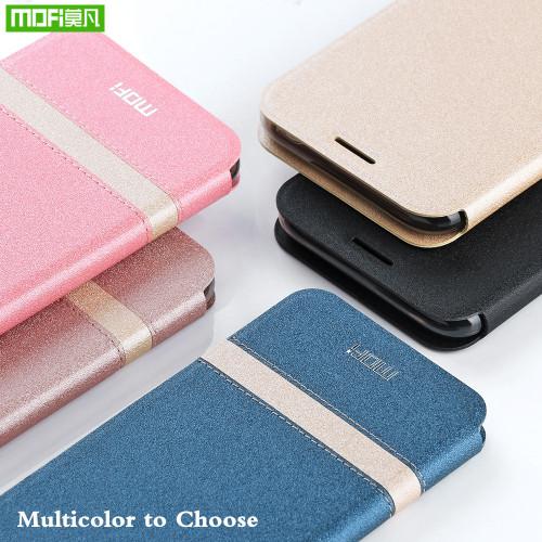 MOFi Flip Cover for Xiaomi Redmi Note 6 Pro Case for Redmi Note6 Pro TPU Coque for Xiomi Mi Global Silicone Housing Folio Capa