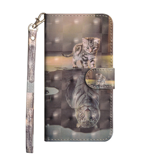 Flip Leather Case sFor Fundas Huawei Y6 2018 case coque Huawei Honor 7A Pro Case Y6 2018 Cover 3D panda Wallet Stand Phone Cases