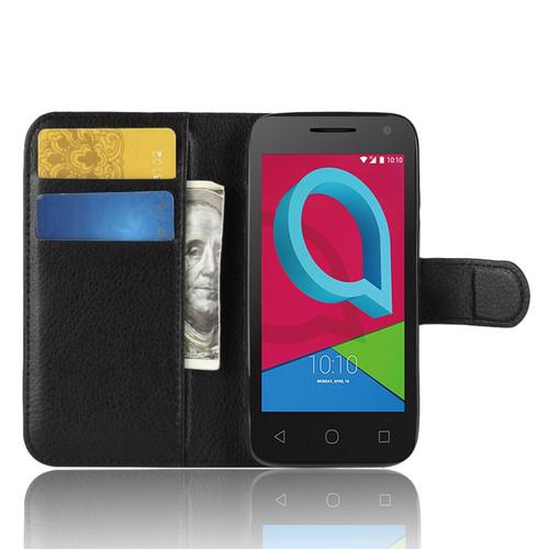 For Alcatel U3 3G Case Alcatel U3 3G Case Flip PU Leather Cover Phone Case For Alcatel U3 3G 4049D