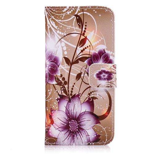 Fashion Case For Samsung J1 J3 J5 J7 2016 A3 A5 A7 2015 S6 S7 edge Flip Leather + TPU Soft Cute Cartoon Magnet Stand Case Cover