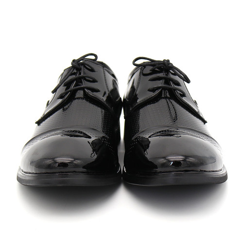 Imported Brand Classic Business Men's Breathable Dress Flat Shoes Fashion Casual Style Male Leather  Black / Brown Wedding Shoe