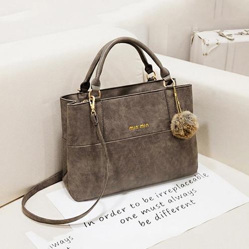 Arsmundi New Casual Fashion Bags Vintage Oblique Satchel Handbag Decoration Women's Handbags Single Shoulder Casual Package