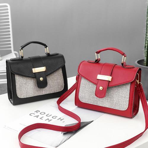 REPRCLA 2018 Fashion Shoulder Bag Leather Handbag Small Flap Women Messenger Bags High Quality PU Crossbody Bags Ladies Purse