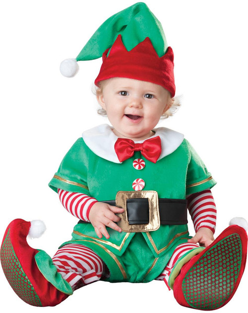 Christmas gift 2017 hot baby jumpsuit Santa Claus clothes kids overalls newborn boys girls romper children costume