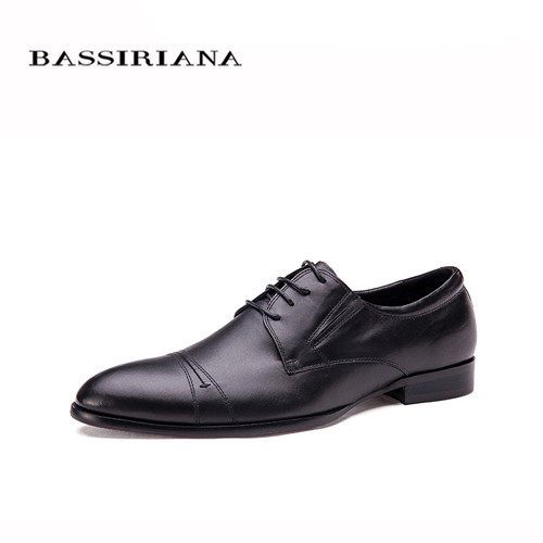 Fashion Style Soft Shoe Men Shoes High Quality Brand Genuine Leather Shoes Men's 39-45