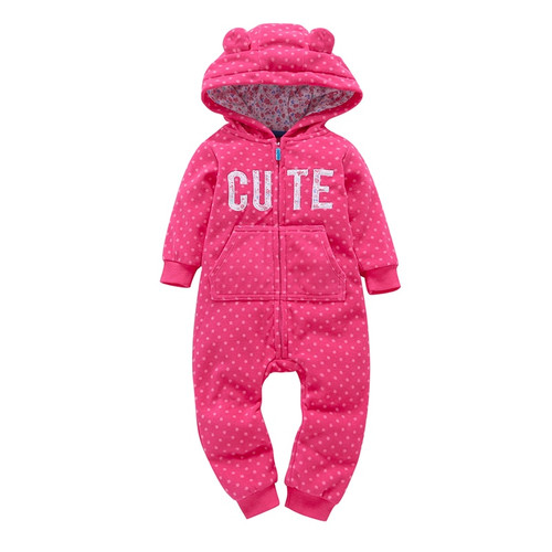 2018 New Sale Baby Boy Romper Cartoon Infant Jumpsuit For Newborns Long-sleeved Children Clothing For Boys Cotton Overall Sets
