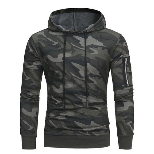 Men's Hoodies 2017 Brand Long Sleeve Sweatshirt 3D Hoodies Camo Printed Hoodie Casual Hooded Tracksuit Big Size Hip Hop Clothing