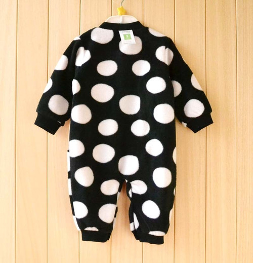 Full Sleeve Baby Romper Black Newborn Girl Clothing Baby Boy Clothes Baby Jumpsuit Winter Bobo Choses Roupa Infantil Body Unisex
