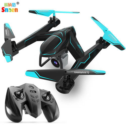 Snaen RC Drone Helicopter with HD Camera 2.4Ghz 6 Axis Gyro 4 Channels Remote Control Quadcopter Kits Easy to Fly for Beginners
