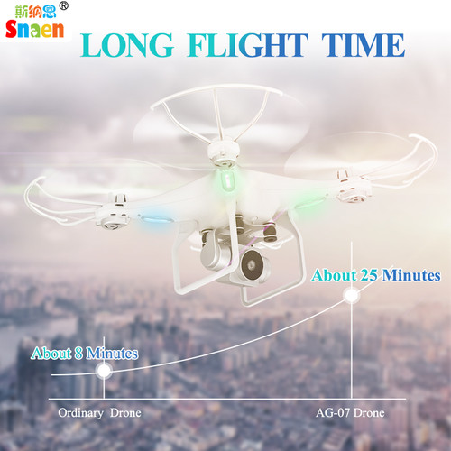 Snaen Long Flying 25 Minutes RC Drone Remote Control Quadcopter with Live HD WIFI FPV Gimbal Camera for Adult Beginner kids