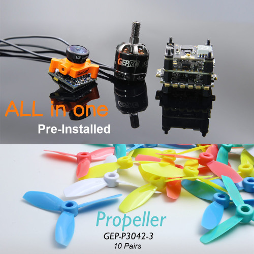 Sparrow 139mm MX-3 V2 Micro 5.8G Camera Drone RC quadrocopter Racer Brushless High Speed FPV Racing Drone Dron ARF BNF Model