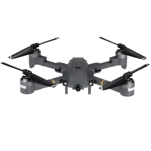 Drone with Camera XT-1 WIFI Dron 2.4G 6-axis Gyro FPV 2.0MP 3D Flip Altitude Hold Foldable RC Quadcopter w/ Two Batteries