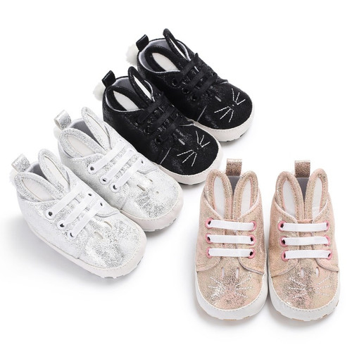2017 Winter Autumn Anti-Skid Warm Baby Shoes Infant Girl Boy Soft Bottom First Walkers