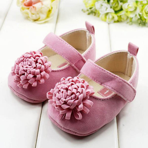 Festival flower 0-1 yearsly born infant baby girls first walkers kid sapato jane shoes