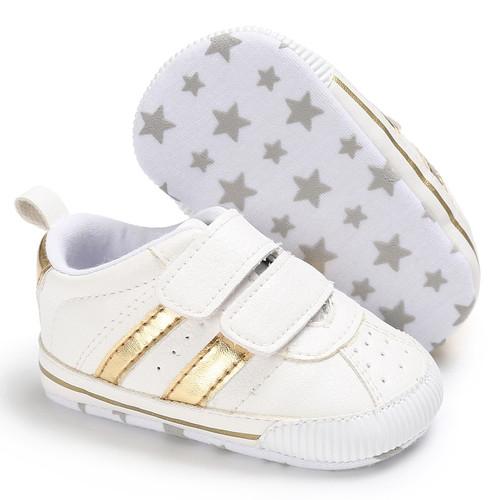 2019 Newborn Baby Boys Girls Soft Sole Prewalker Shoes Infant Toddler Sneaker Shoes for 0-18M First Walker