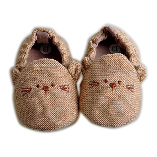 2017 New Style Newborn Baby Shoes Infant Shoes Winter Soft Cotton Baby First Walker Baby Shoes Boy Toddler Keep Warm Thick shoes