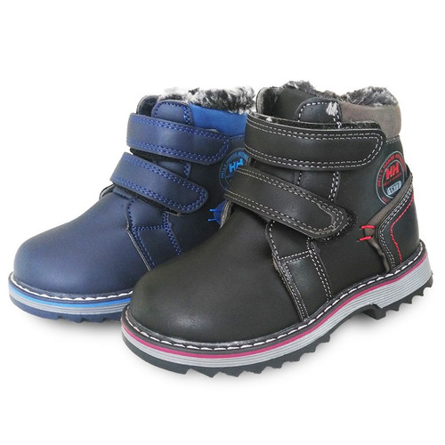 Free Shipping 1pair Winter warm Brand KIDS Boots Snow Children's boot+inner 14-17cm, Fashion boy Outdoor Soft Shoes