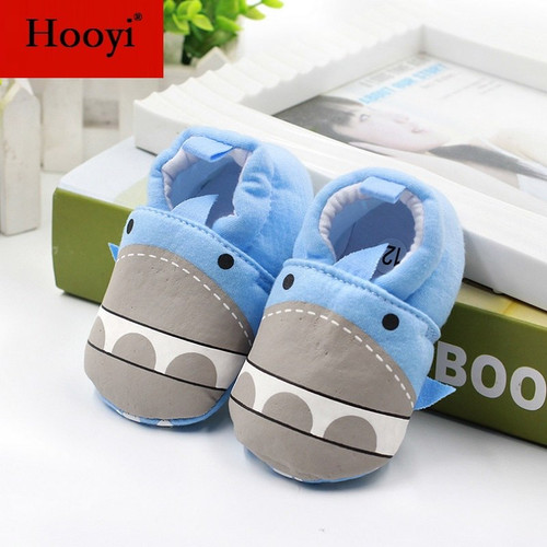 Giraffe Hooyi Baby Boy Shoes Anti-Slip Newborn Shoe Cotton Children Sneakers Toddler First Walkers Girls Shoe Bebe Moccasins