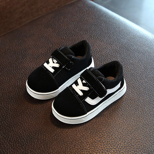 Solid fashion new brand baby casual shoes high quality cool sneakers baby Lovely classic fashion girls boys shoes footwear