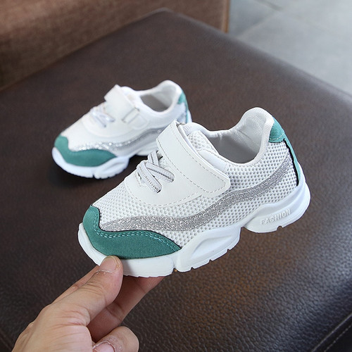 Sports Cool high quality baby shoes footwear running fashion girls boys shoes Soft casual leisure baby sneakers infant tennis