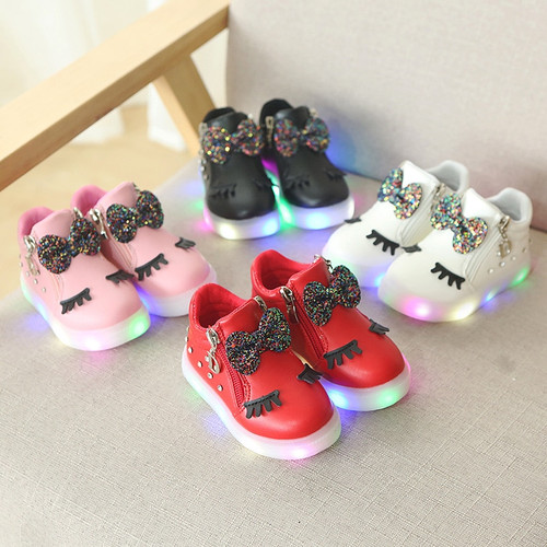 Hook&Loop fashion 2018 baby casual shoes unisex all seasons cool baby sneakers fantastic excellent boys girls shoes toddlers
