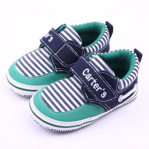 Newborn Baby Shoes Boys First Walker Bebe Infant Sneakers Carter's Sport Shoe Toddler Crib Shoe Boots Classical Causal Prewalker
