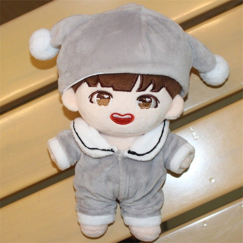Scafes For 15cm Or 20cm Hats Wings Kpop plush Doll Accessories cute eye masks